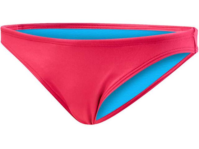 TYR Solid Micro Bikini Bottom Dame fluo pink